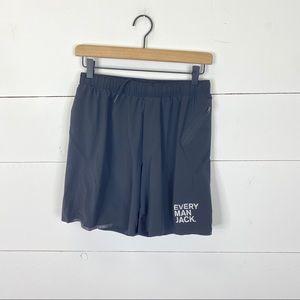 Lululemon Triathlon Every Man Jack Shorts Size M